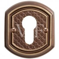 Накладка к ручке Val De Fiori Ризарди, Бронза шоколадная