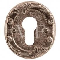 Накладка к ручкам Val De Fiori Соланж и Наполи, Серебро античное