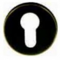 Накладка к ручке Martinelli Аполо, Лирика, Бронза матовая темная