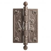 Петля дверная универсальная Val De Fiori, Серебро античное