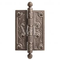 Петля Универсальная Латунная Val De Fiori, 125 Мм, Серебро Античное