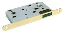 Защелка сантехническая магнитная Morelli на 90 мм, Матовое золото