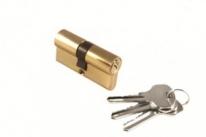 Ключевой цилиндр Morelli Morelli 60C Pg, Золото