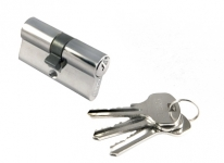 Ключевой цилиндр Morelli  60C Pc, Хром