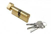 Ключевой цилиндр Morelli  70Ck Pg, Золото