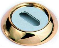 Накладка под флажковый ключ Archie, Золото