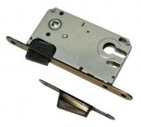 Защелка магнитная врезная, под ключевой цилиндр, Archie-Sillur, Латунь