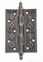 Петля Дверная Универсальная, Archie, Черненое Серебро, Размер Xl