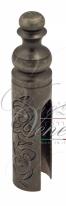 Колпачок для ввертных петель Venezia CP14 D с пешкой, рисунок D14 мм античное серебро