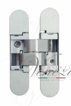 Дверная петля скрытая универсальная Venezia P101-H  матовый хром