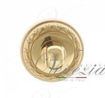 Фиксатор поворотный Venezia WC-1 D2 полированная латунь
