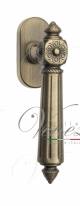Ручка оконная Venezia Castello FW матовая бронза