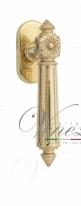 Ручка оконная Venezia Castello FW полированная латунь