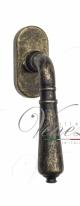 Ручка оконная Venezia Vignole FW античная бронза