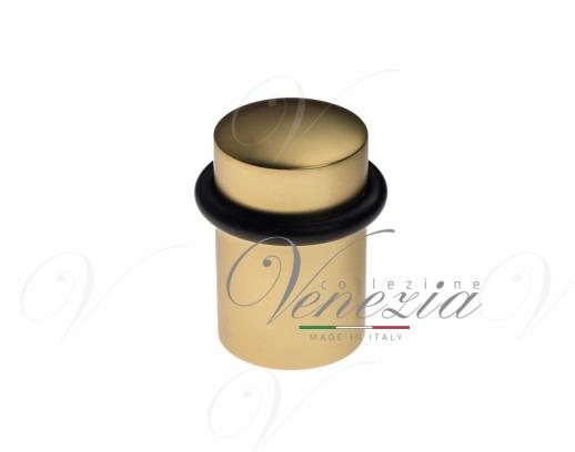 Ограничитель дверной напольный Venezia ST3 французское золото