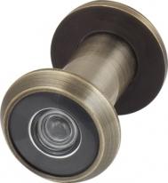 Глазок дверной Armadillo, стеклянная оптика Dvg1, 16/35Х60 Ab Бронза