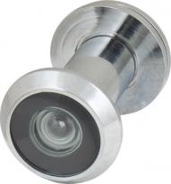 Глазок дверной Armadillo, стеклянная оптика Dvg1, 16/35Х60 Cp Хром