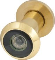 Глазок дверной Armadillo, стеклянная оптика Dvg1, 16/35Х60 Gp Золото