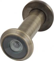 Глазок дверной Armadillo, стеклянная оптика Dvg2, 16/55Х85 Ab Бронза