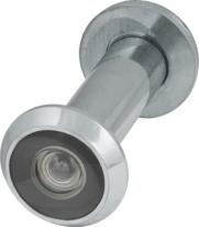 Глазок дверной Armadillo, стеклянная оптика Dvg2, 16/55Х85 Cp Хром