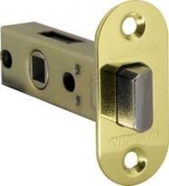 Защелка врезная Lh 220-45-25 Gp Золото Box /Овал/, Armadillo