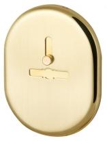 Декоративная накладка на сувальдный замок со шторкой Ps/Vc-Dec (Atc Protector 1) Gp-2 Золото