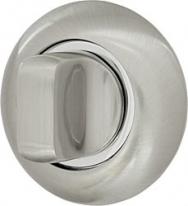 Дверная Завертка Wc-Bolt Bk6-1Sn/Cp-3 Мат. Никель/Хром, Armadillo