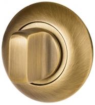 Дверная Завертка Wc-Bolt Bk6-1Wab-11 Мат. Бронза, Armadillo
