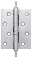 Петля Универс. Armadillo 500-A4 100X75X3 Sc Мат. Хром Box