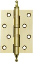 Петля Универс. Armadillo 500-A4 100X75X3 Gp Золото Box