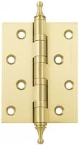 Петля Универс. Armadillo 500-A4 100X75X3 Sg Мат. Золото Box
