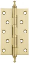 Петля Универс. Armadillo 500-A5 125Х75Х3 Sg Мат. Золото Box
