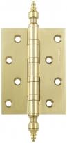 Петля Универс. Armadillo 500-B4 100X75X3 Gp Золото Box
