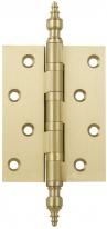 Петля Универс. Armadillo 500-B4 100X75X3 Sg Мат. Золото Box