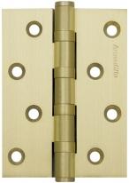 Петля Универс. Armadillo 500-C4 100X75X3 Sg Мат. Золото Box