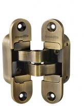 Дверная Петля Скрытая С 3D-Рег. Armadillo Architect 3D-Ach 40 Ab Бронза Лев. 40 Кг
