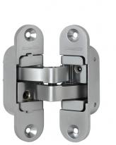 Дверная Петля Скрытая С 3D-Рег. Armadillo Architect 3D-Ach 40 Sc Мат. Хром Лев. 40 Кг
