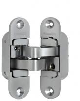 Дверная Петля Скрытая С 3D-Рег. Armadillo Architect 3D-Ach 40 Sc Мат. Хром Прав. 40 Кг