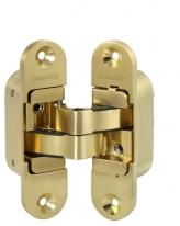 Дверная Петля Скрытая С 3D-Рег. Armadillo Architect 3D-Ach 40 Sg Мат. Золото Прав. 40 Кг
