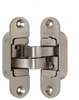 Дверная Петля Скрытая С 3D-Рег. Armadillo Architect 3D-Ach 40 Sn Мат. Никель Прав. 40 Кг