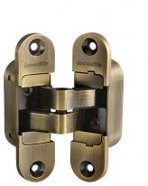 Дверная Петля Скрытая С 3D-Рег. Armadillo Architect 3D-Ach 40 Ab Бронза Прав. 40 Кг