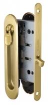 Ручка для раздвижной двери комплект Armadillo Sh011-Bk Sg-1 Золото матовое