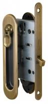 Ручка для раздвижной двери комплект Armadillo Sh011-Bk Wab-11 Бронза матовая