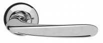 Ручка раздельная Armadillo (Армадилло) Pava LD42-1CP-8 хром TECH (кв. 8х140)