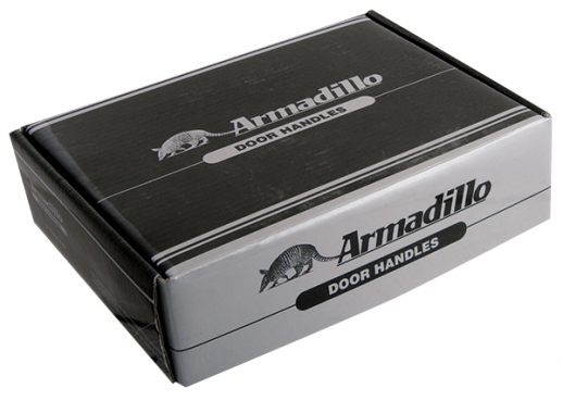 Ручка дверная на круглой розетке Armadillo Stella Ld28-1Sn/Cp-3 Никель матовый/Хром