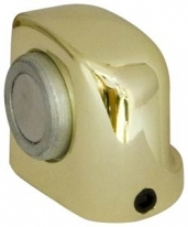 Ограничитель дверной напольный магнитный Armadillo Mds-003Za Gp Золото
