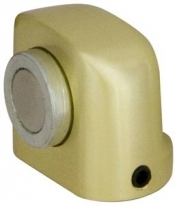 Ограничитель дверной напольный магнитный Armadillo Mds-003Za Sg Мат. Золото