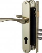 Комплект дверной Fuaro Set F9011W/B Gp