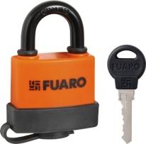 "Замок навесной Fuaro Fuaro Pl-3650 (50 Мм) 3 ""Англ.""Кл. Блистер"