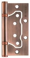 Петля Универсальная Без Врезки Fuaro500-2Bb/Bl 100X2,5 Ac (Медь) Блистер